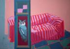 Viriato 61 | Pintura de Irene Marzo | Compra arte en Flecha.es