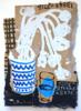 BODEGON AZUL | Collage de BARBEITO | Compra arte en Flecha.es