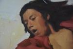 Toque de queda | Pintura de Teresa Infiesta | Compra arte en Flecha.es