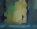Sumergirse | Pintura de Teresa Infiesta | Compra arte en Flecha.es