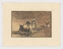 La Tauromaquia. Capean otro encerrado (Estampa 4)   Obra gráfica de Francisco de Goya y Lucientes   Compra arte en Flecha.es