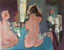 Night Club | Pintura de Oscar Leonor | Compra arte en Flecha.es