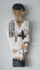 MUÑECO FUTBOLIN   Collage de BARBEITO   Compra arte en Flecha.es