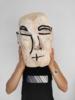 Escultura y fundamento humano (Cabeza blanca) | Fotografía de Olga Cáceres | Compra arte en Flecha.es