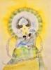Chorar, Elipsis de luz. Primera fuente.   Dibujo de Reme Remedios   Compra arte en Flecha.es