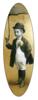 Yellow boy   Pintura de Enrique González   Compra arte en Flecha.es