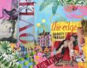 Over the edge   Collage de María Burgaz   Compra arte en Flecha.es