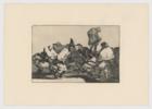 Disparates. Disparate de carnaval (Estampa 14) | Obra gráfica de Francisco de Goya y Lucientes | Compra arte en Flecha.es
