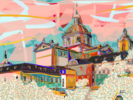 El Monasterio del Escorial | Digital de Santiago Esteban Glez | Compra arte en Flecha.es