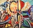 VERBENA   Pintura de Enrique Porta   Compra arte en Flecha.es