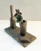 Bodegón con flores | Escultura de Ana Valenciano | Compra arte en Flecha.es