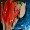 Otra realidad   Pintura de Lika Shkhvatsabaia   Compra arte en Flecha.es