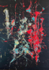 RUPTURA   Pintura de ALFREDO MOLERO DOVAL   Compra arte en Flecha.es