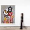 the jester king | Pintura de Héctor Glez | Compra arte en Flecha.es