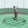 """ Penny Alwaysstraigth en Chingford golf course""   Collage de Gabriel Aranguren   Compra arte en Flecha.es"