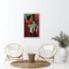 Abstract Composition 10 | Pintura de Helena Revuelta | Compra arte en Flecha.es