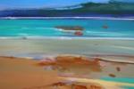 Rising Tide 2 | Pintura de Magdalena Morey | Compra arte en Flecha.es