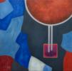 Wormhole   Pintura de Helena Revuelta   Compra arte en Flecha.es