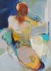 Caught In The Moment 2   Pintura de Magdalena Morey   Compra arte en Flecha.es