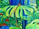 Diamond Island II | Pintura de Maite Rodriguez | Compra arte en Flecha.es