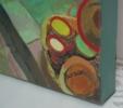 Mercadillo   Pintura de Amaya Fernández Fariza   Compra arte en Flecha.es