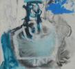 El Señor y la Señora Andrews (cartón VIII) | Pintura de Celia Muñoz | Compra arte en Flecha.es