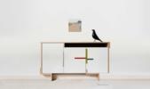 Sedentarios XLIV | Collage de Eduardo Query | Compra arte en Flecha.es