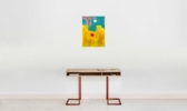 Reflex   Pintura de Luis Medina   Compra arte en Flecha.es