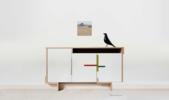 Sedentarios XLIII   Collage de Eduardo Query   Compra arte en Flecha.es