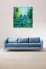 Borobudur | Pintura de Maite Rodriguez | Compra arte en Flecha.es