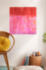 Rose field | Pintura de Luis Medina | Compra arte en Flecha.es