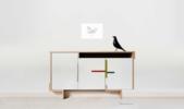 Pájaros V | Dibujo de Taquen | Compra arte en Flecha.es