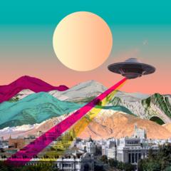 Las obras seleccionadas para nuestra expo ART SPACESHIP en el ABC de Serrano